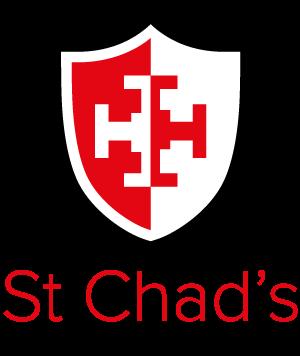 st chads catholic primary school logo