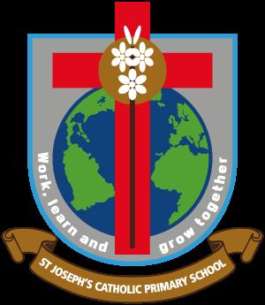 st joseph's catholic primary school logo